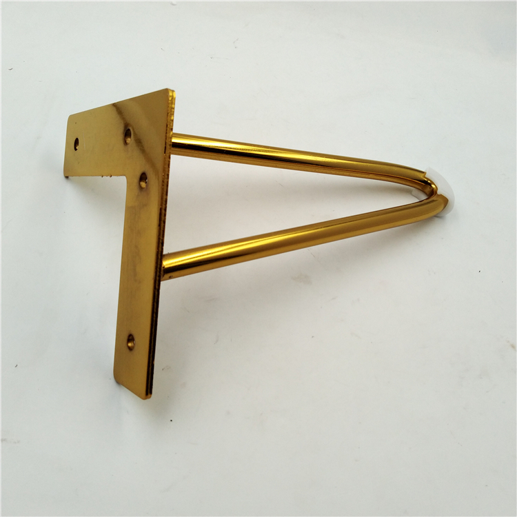 Cheap Brass Metal Hairpin Table Legs For Table Wholesale Sl 150 Vigorousfurniware Com