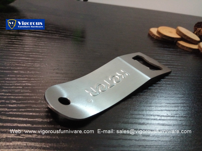 Wholesale high quality stainless steel bottle opener